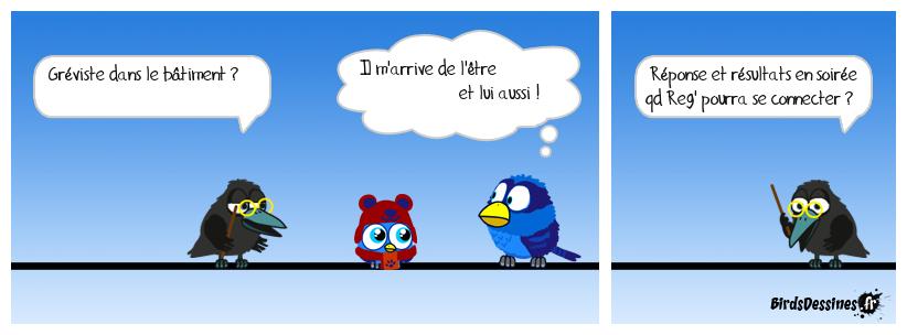 ♫ Un verbi pour les zamis ♪ 21/02/18 ♫