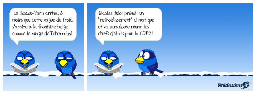 réchauffement ou refroidissement de la planète ???