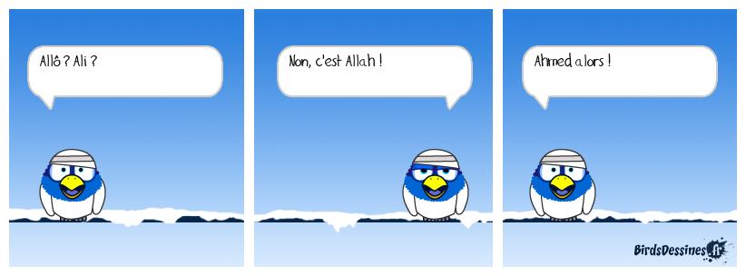Les voix du prophète sont impénétrables !