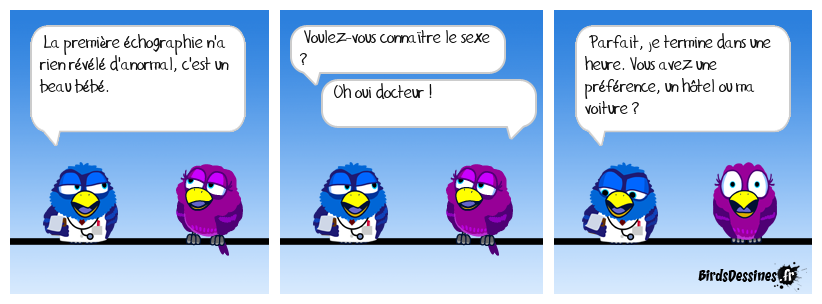 Docteur Mamour ...