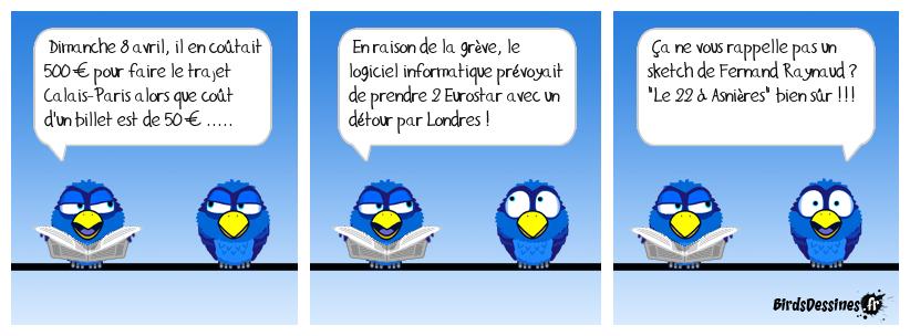 Voyage dans l'espace-temps avec la SNCF !