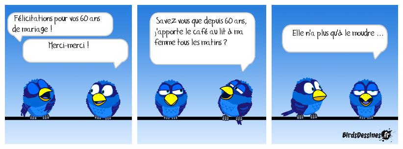 Café moulu, café foutu !