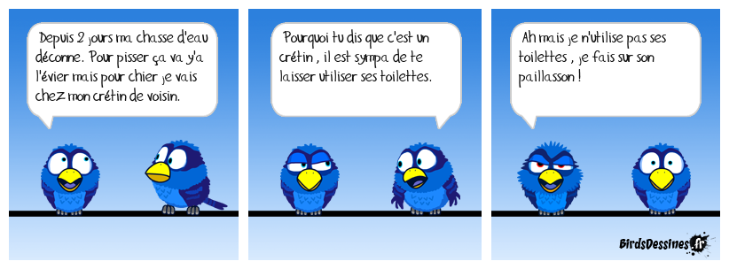 Bd scacatologique...!!