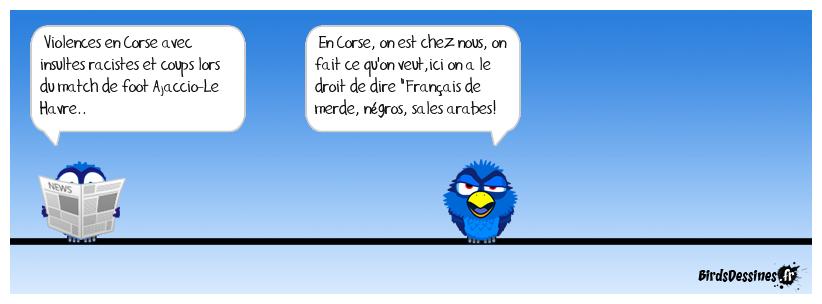français de merde