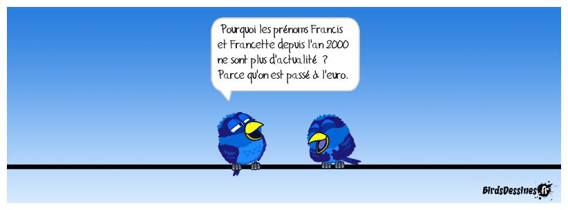 Franc 6, franc 7