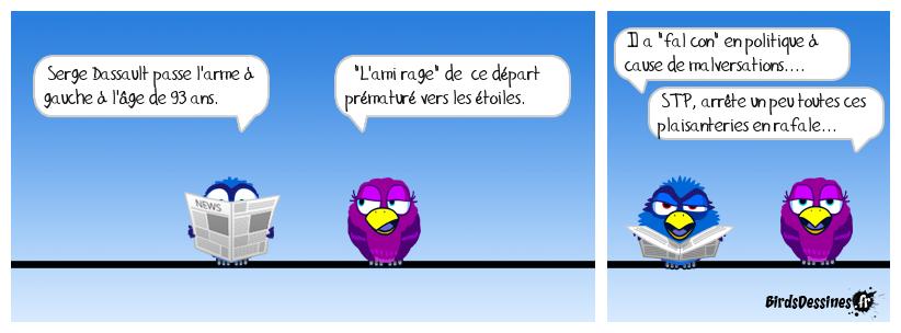 Arrête ton Char Dassault !