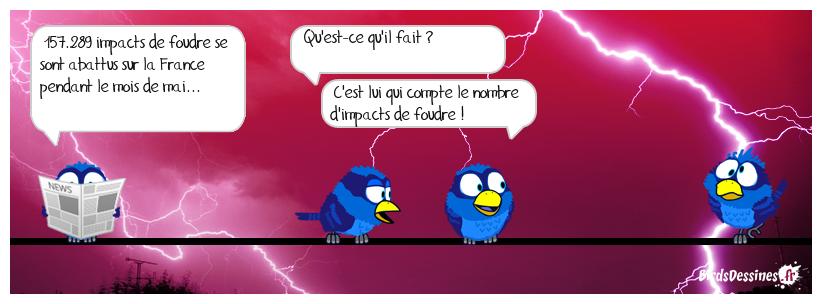 Bulletin de météo-France