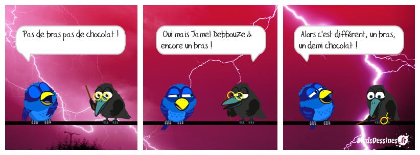 PAUVRE JAMEL DEBBOUZE