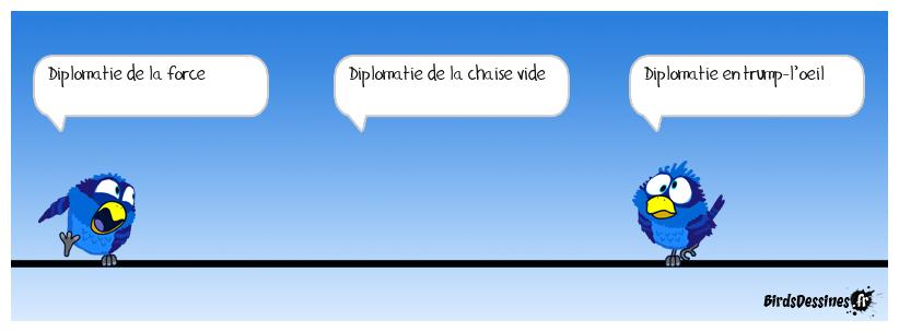 Diplomatie US