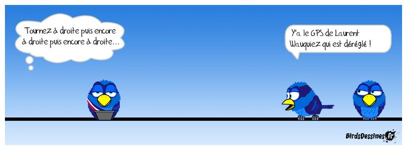 La barre à droite
