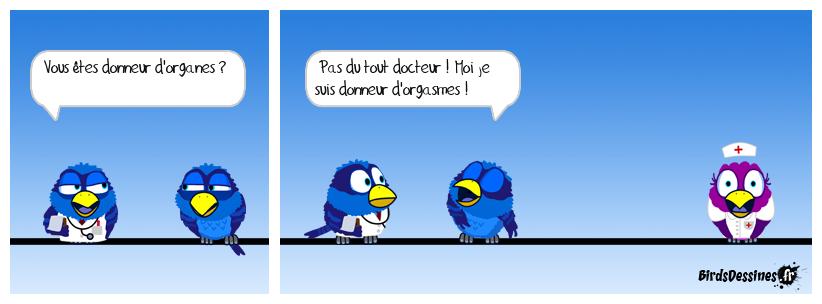 LE DONNEUR