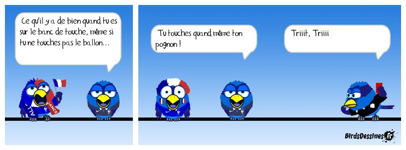 PENSÉE DE FOOTEUX