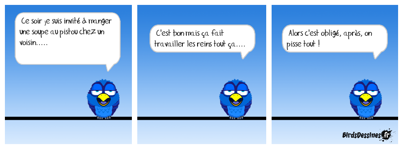 C'est ça la vie !