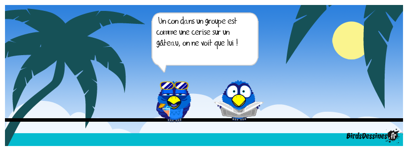LA PENSÉE DU JOUR DE MISTER BLUES...31