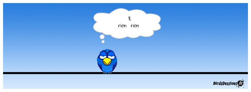 C'est un bird !