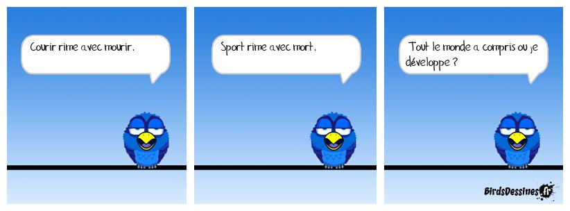 No sport !