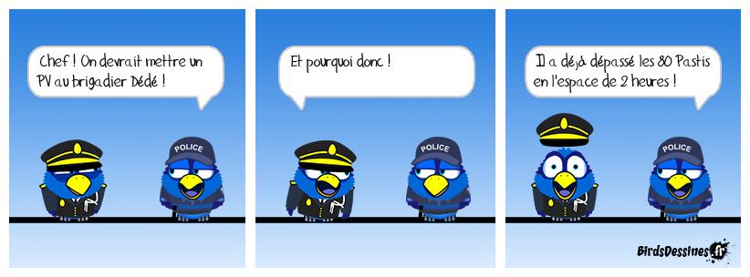 PAS DE PASSE-DROIT