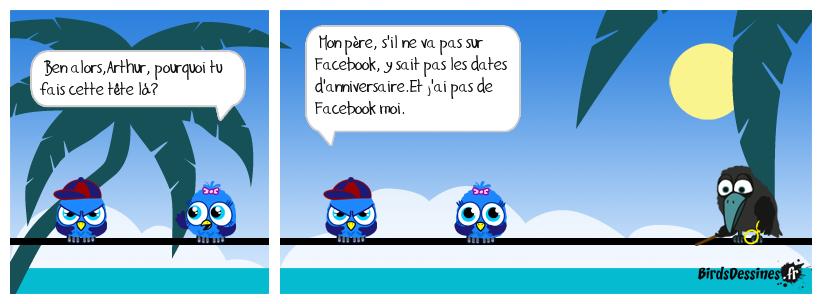 Facebook et les anniversaires