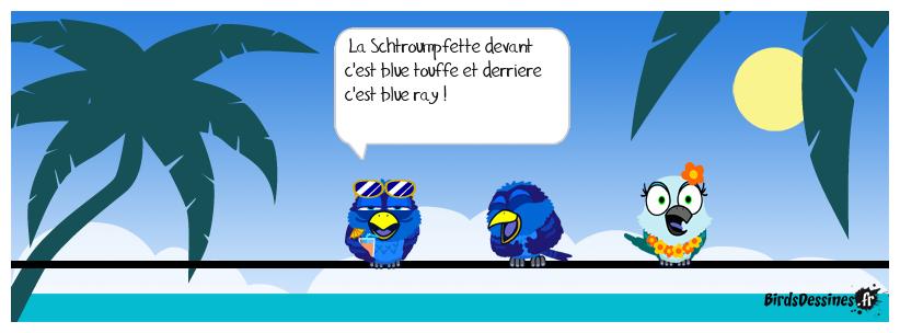 LA PENSÉE DU JOUR DE MISTER BLUES...33