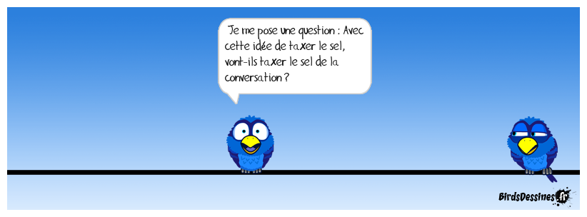 Question salée