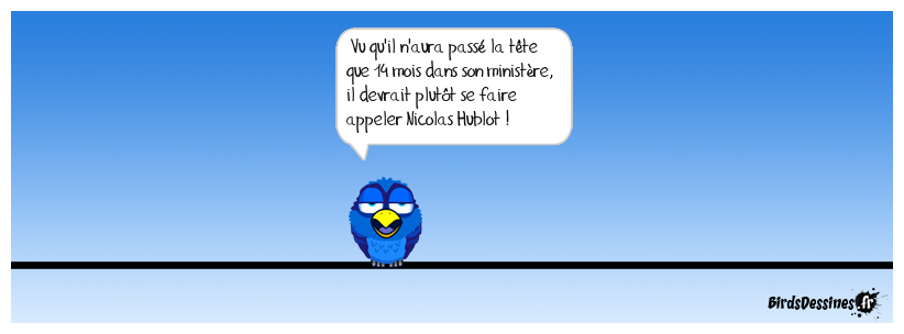Nicolas Hublot.
