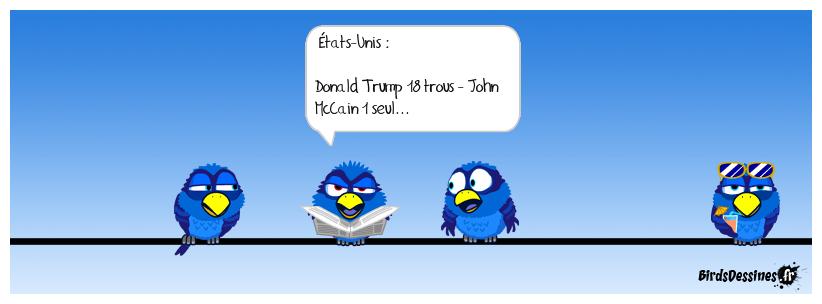 Trous américains...