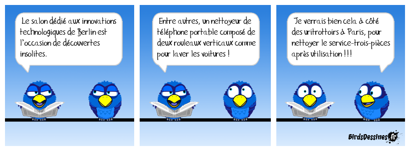 Nettoyage complet !