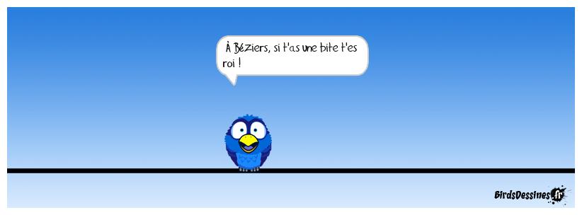 BD façon Mister Blues