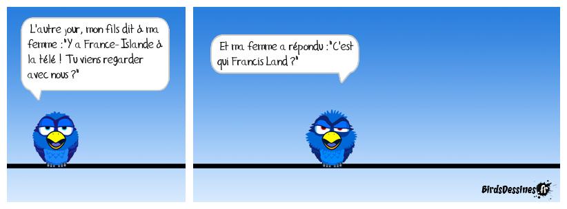 Francis Land