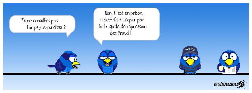 Freud fiscale ?