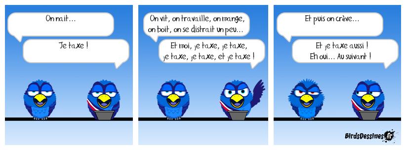 Histoire de la vie...