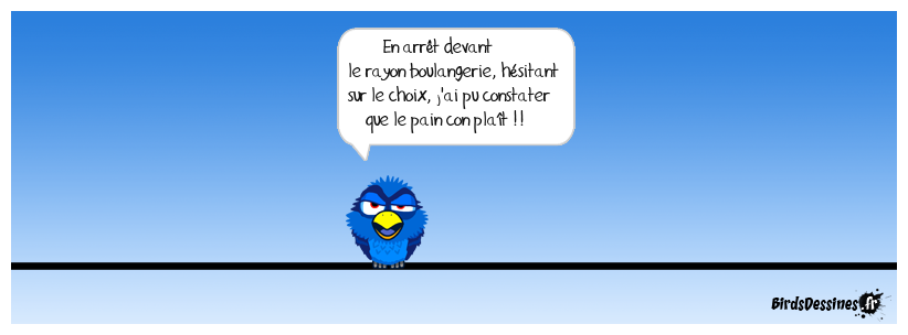 Soyons complaisant