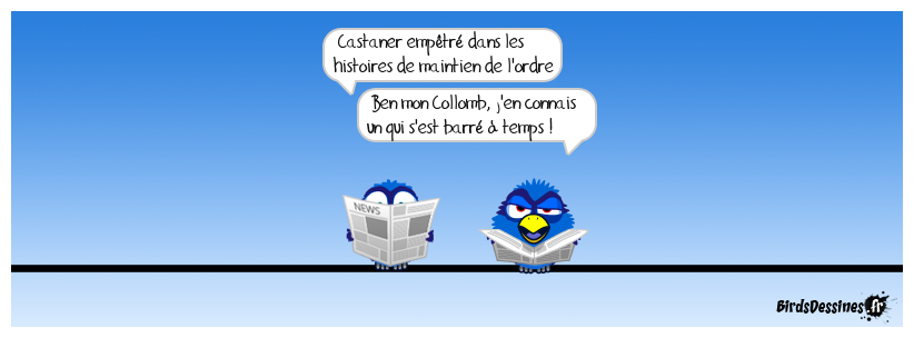 Collomb qui s'en dédit !