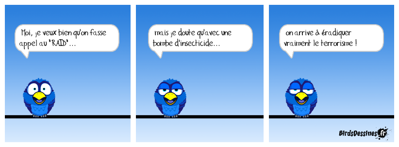 L'insecticide