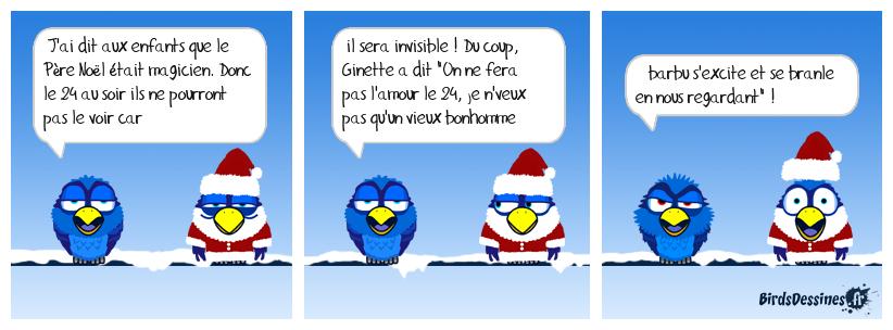 Les boules pour Noël