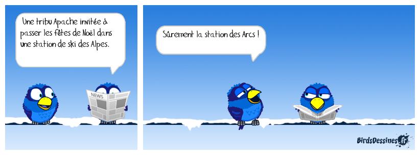 Petite connerie de Noël !