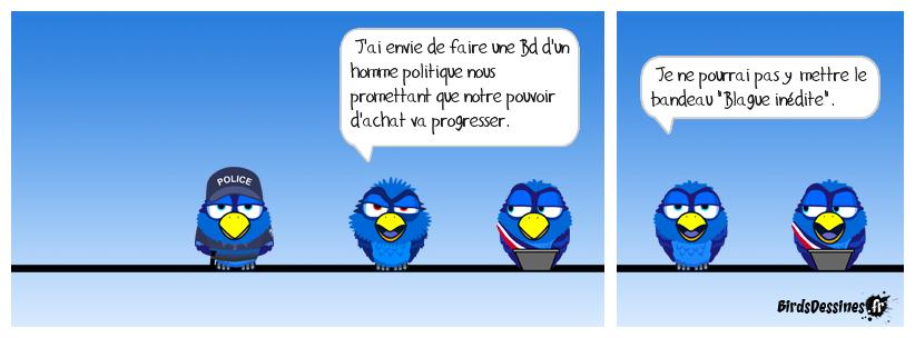 Charte des Birds.