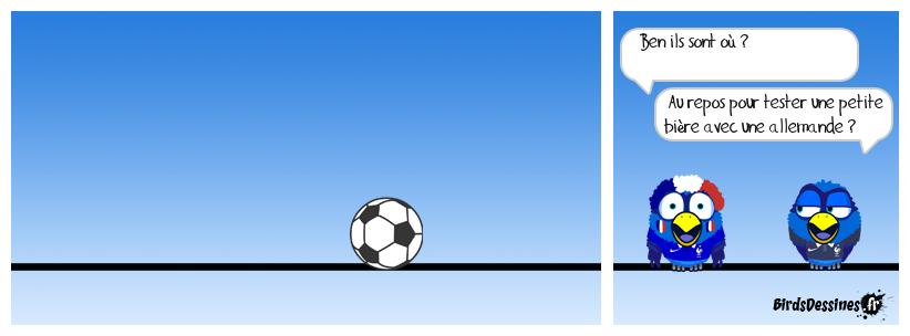 ♫ Mondial handball ♪ La France 3 ♫