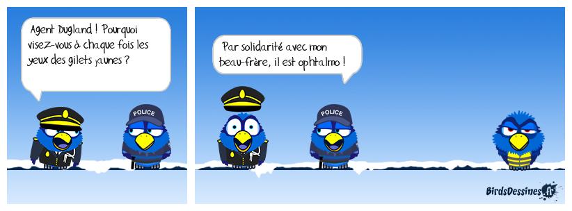 Solidarité oblige
