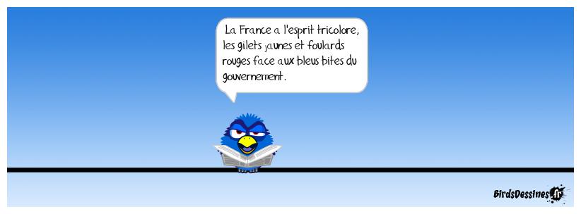 Le tiers état de la France, une révolution, non !