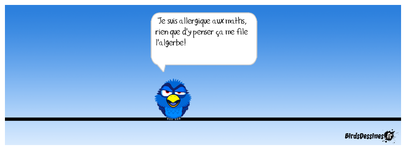 allergie aux maths
