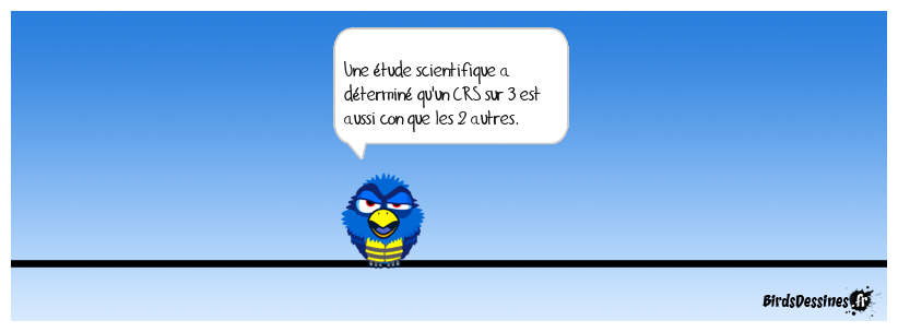 Vive la science !
