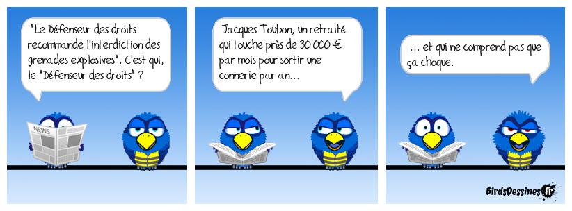 C'est Toubon !