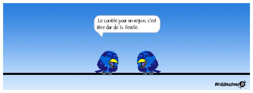 ♪♫ Vegan de toi ♫♪