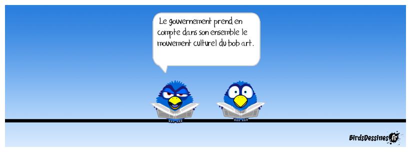 La culture gouvernementale, le bobard