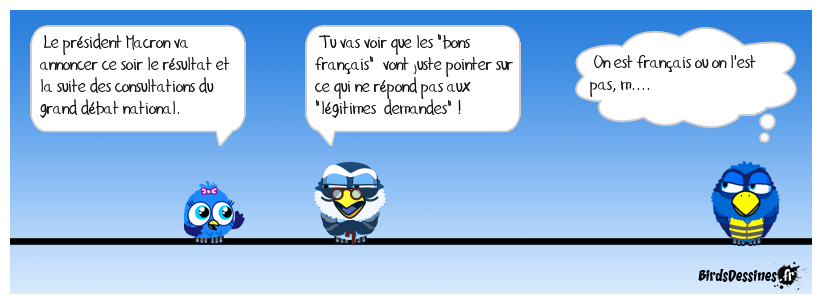 Sauvé par le gong de Notre Dame !