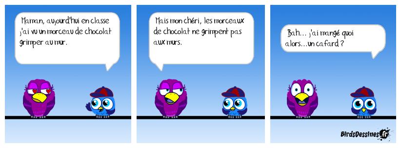La couleur du chocolat