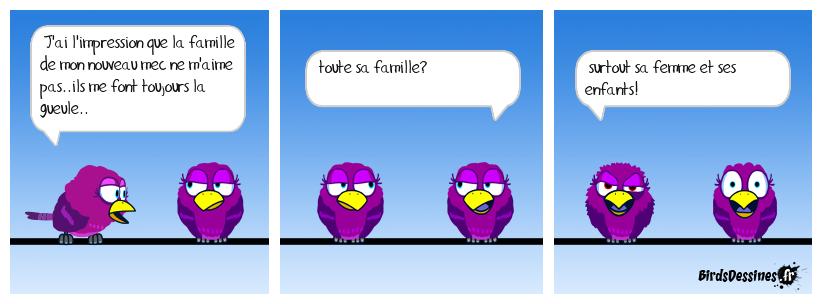 la belle-famille