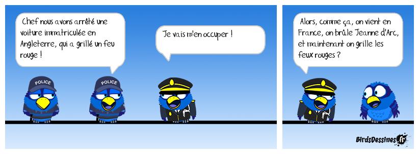 L'infraction
