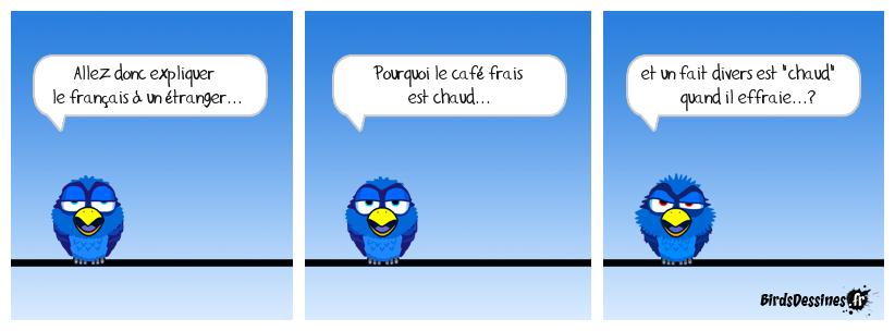 Facile, le français ?